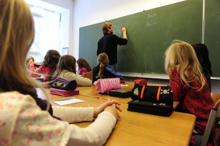 Lehrer sollen besser auf Inklusion vorbereitet werden (© 2014 AFP)
