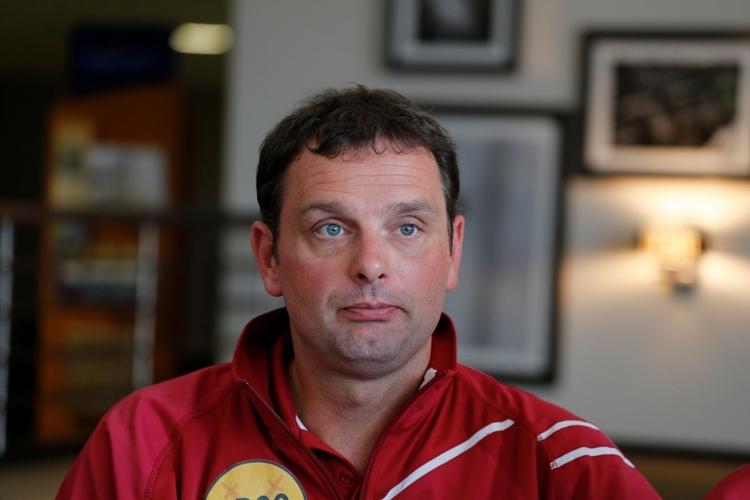 Die MAnnschaft um Trainer Danny Heister blickt auf eine erfolgreiche Saison zurück (xity-Foto: D. Creutz)