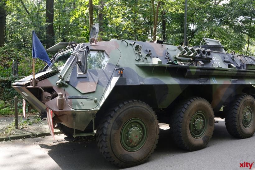 Fuchs Panzer (xity-foto: D. Creutz)