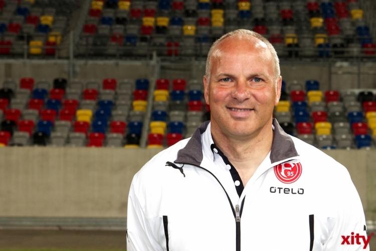 Oliver Reck wird neuer Cheftrainer der Fortuna (xity-Foto: P. Basarir)