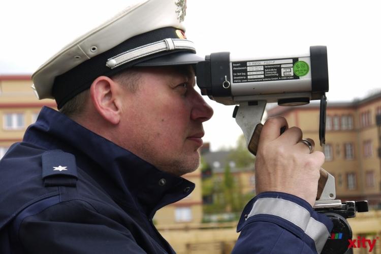 Übersicht über Kontrollstellen des Ordnungsamtes im Düsseldorfer Stadtgebiet (xity-Foto: E. Aslanidou)