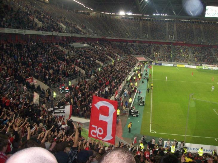 Wigan Athletic kommt zur Saisoneröffnung ins Paul-Janes-Stadion (xity-Foto: M. Völker)