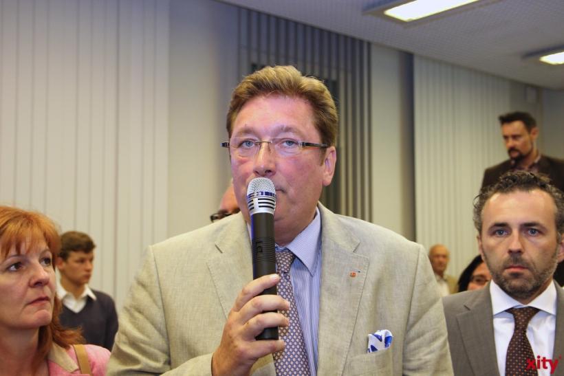 Dirk Elbers verlor die Wahl mit rund 49,2 Prozent der Stimmen (xity-Foto: P. I.)