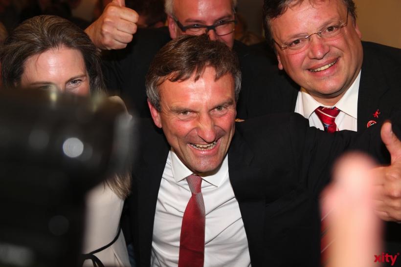 Geisel gewann mit 59,2 Prozent der Stimmen die Stichwahl (xity-Foto: P. I.)