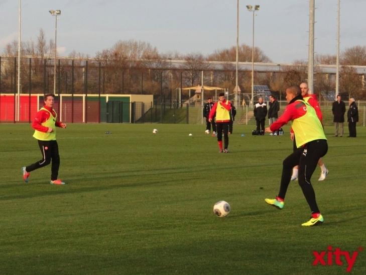 Joti Stamatopoulos wird neuer Co-Trainer von Fortuna Düsseldorf (xity-Foto: D. Creutz)