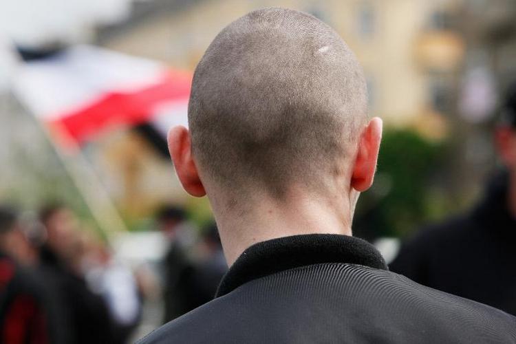 Berlin kündigt Bundesprogramm gegen Rechtsextremismus an (© 2014 AFP)