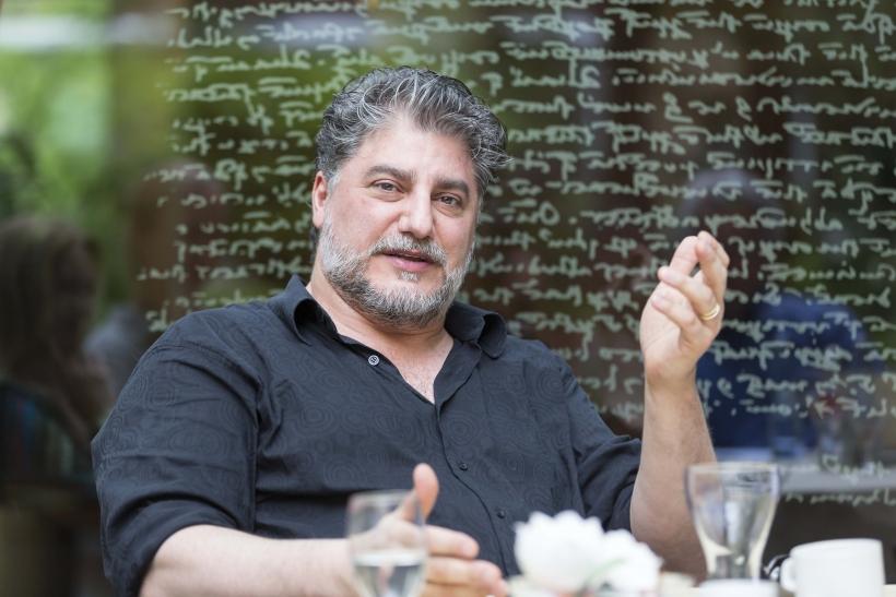 """Der argentinische Startenor José Cura freut sich auf die """"Oper am Rhein für alle"""" (Foto: Sascha Kreklau)"""