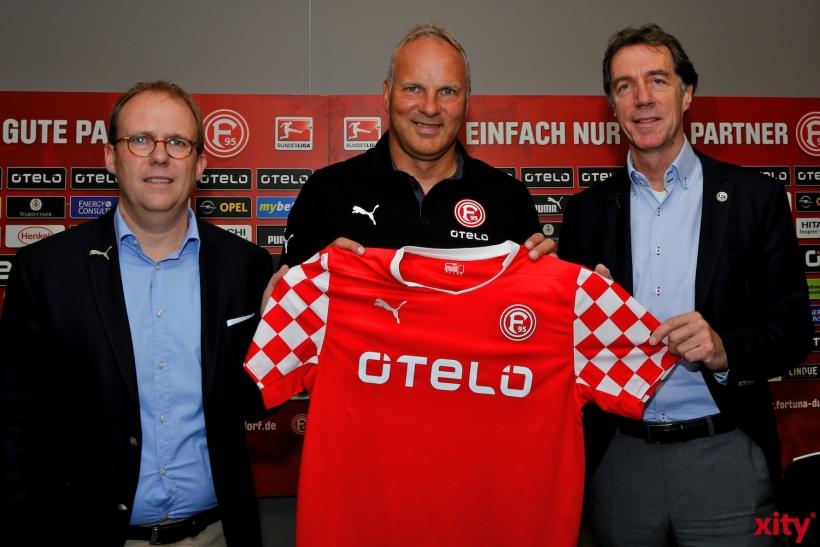 Oliver Reck ist neuer Cheftrainer der Fortuna (xity-Foto: D. Creutz)