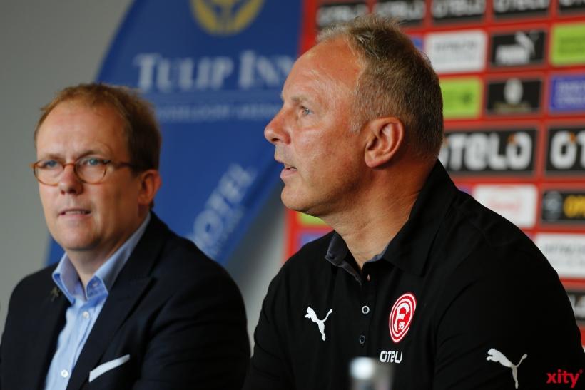 Der 49-Jährige hat bei den Rot-Weißen einen Vertrag bis zum 30. Juni 2016 unterschrieben (xity-Foto: D. Creutz)