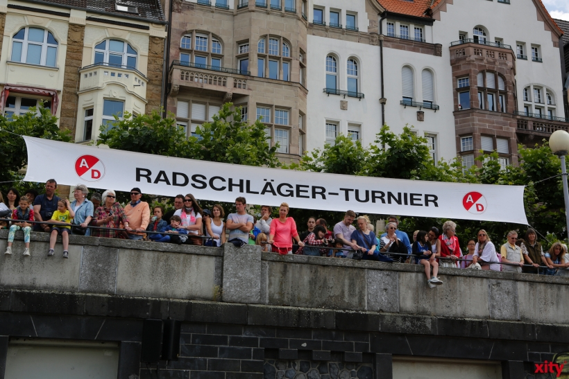 Es waren viele Zuschauer gekommen (xity-Foto: D. Creutz)