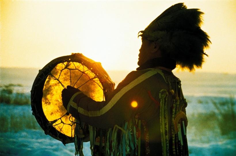 Sonderausstellung ?Schamanen ? Jäger und Heiler Sibiriens? im Sonderausstellung ?Schamanen ? Jäger und Heiler Sibiriens? Sonderausstellung ?Schamanen ? Jäger und Heiler Sibiriens? Neanderthal Museum (Foto: Neanderthal Museum)