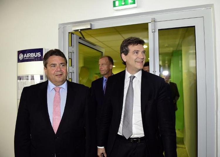Union kritisiert Gabriels Äußerungen zum Stabilitätspakt (© 2014 AFP)
