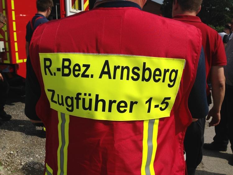 Gewitter-betroffenen Städte brauchen weiter Hilfe (Foto: Verband der Feuerwehren in NRW e. V.Verband der Feuerwehren in NRW e. V.)