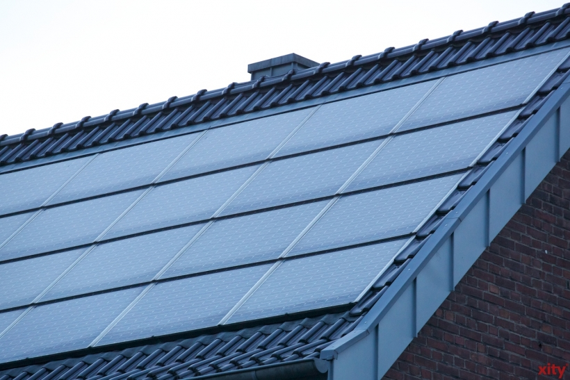 Solarpotenzialkataster: Neuer Internet-Service für Hauseigentümer in Krefeld. (xity-Foto: D. Creutz)