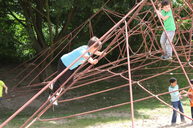 """Kinder Expo"" im Freizeitzentrum Süd. (xity-Foto: E. Aslanidou)"