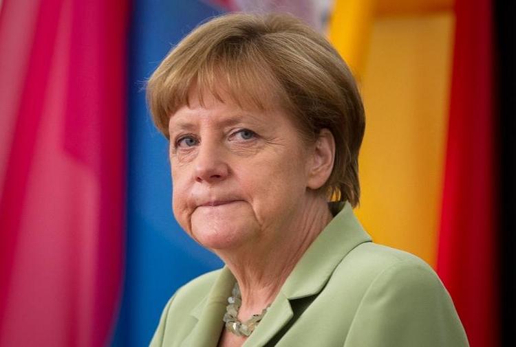 Merkel will Debatte über Stabilitätspakt schnell beenden (© 2014 AFP)