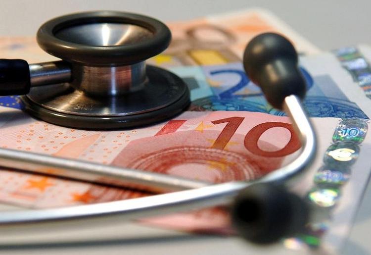 Kassen machen seit Januar Minus von 270 Millionen Euro (© 2014 AFP)