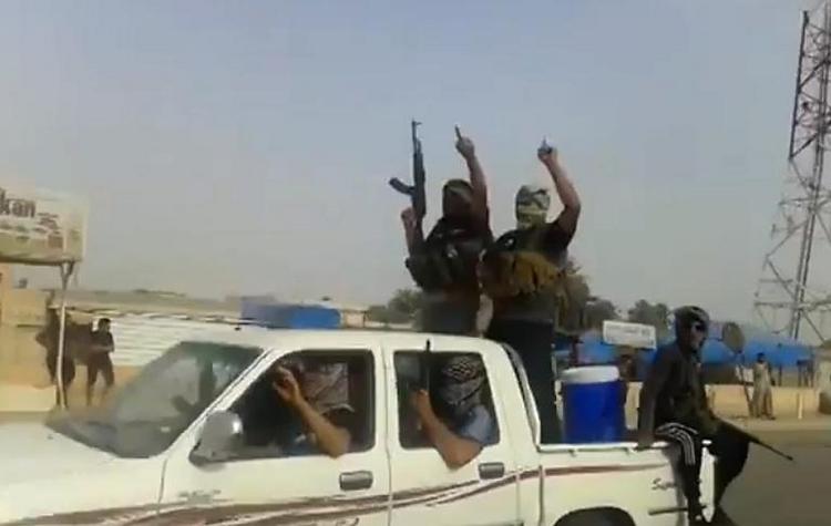 Oppermann warnt vor islamistischen Kämpfern  (© 2014 AFP)