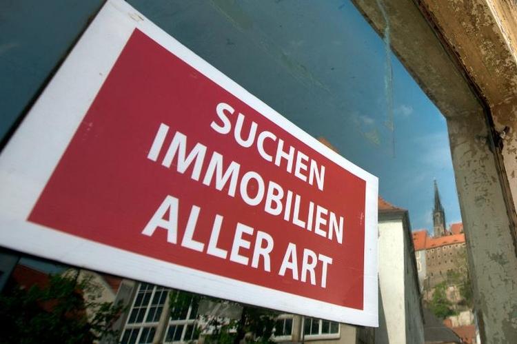 Schäuble sieht Anzeichen für gefährliche Immobilienblase (© 2014 AFP)