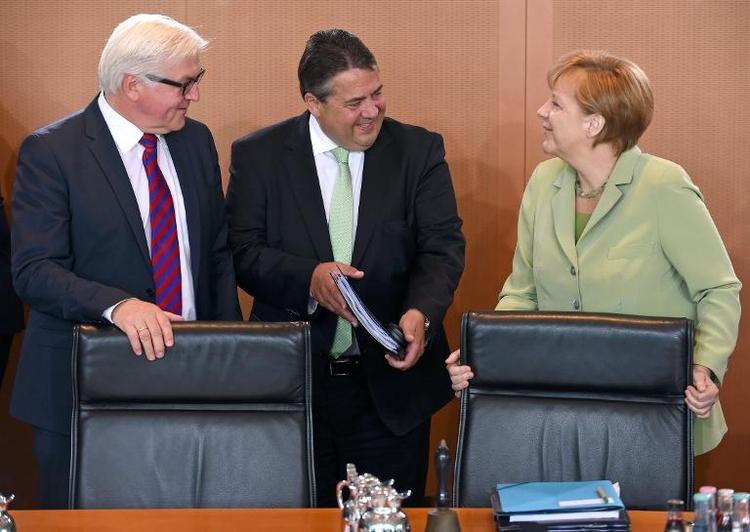 SPD: Union kann deutschen EU-Kommissarsposten haben (© 2014 AFP)