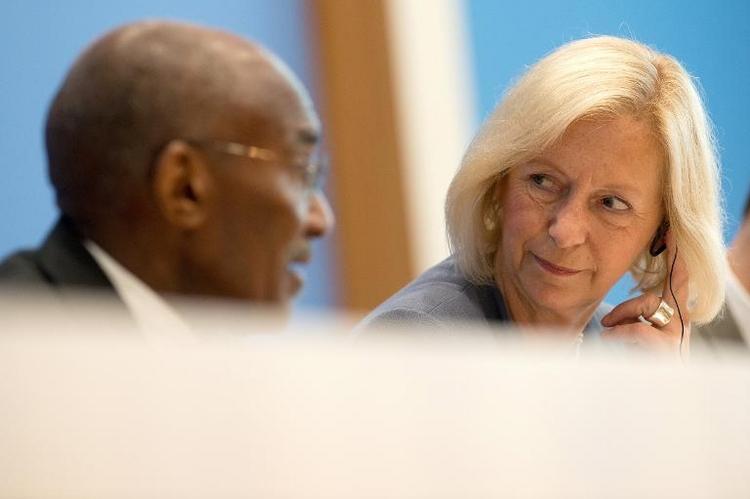 Deutsche und Afrikaner wollen mehr gemeinsam forschen (© 2014 AFP)