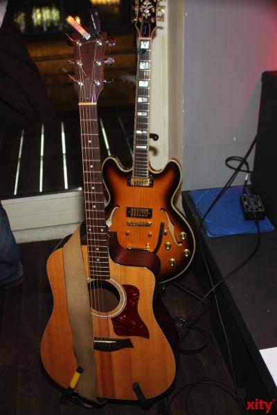 Gitarren-Matinee mit Damien Lancelle im Palais Wittgenstein (xity-Foto: D. Mundstock)