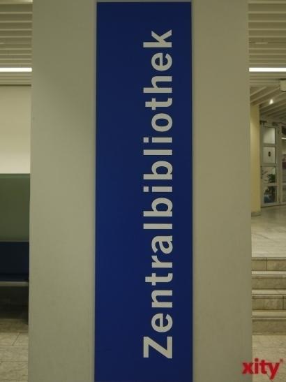 """Literaturkonzert """"Einsamkeitsforscher und Weltuntergang"""" in der Zentralbibliothek Düsseldorf (xity-Foto: D. Postert)"""