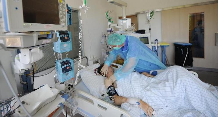 """""""Spiegel"""": Ärztekammer zählt 2200 Behandlungsfehler (© 2014 AFP)"""