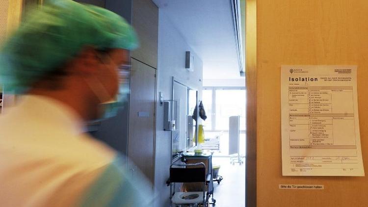 Bayern-Ministerin will Sprachtest für ausländische Ärzte (© 2014 AFP)
