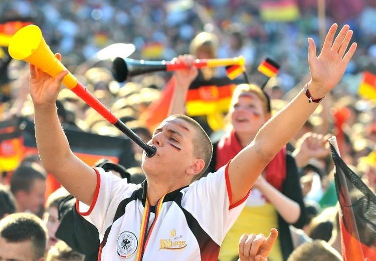 Kein weiterer Sieg für Deutschland (© 2014 AFP)