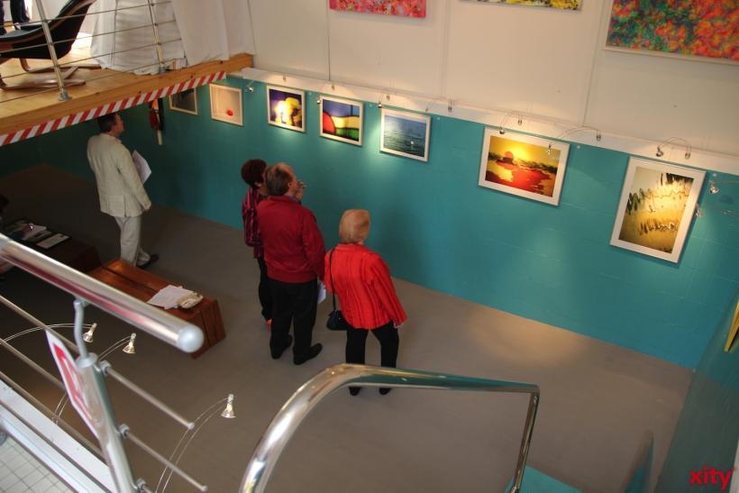 Die Galerie Gess in Düsseldorf-Unterbach (xity-Foto: P. Basarir)