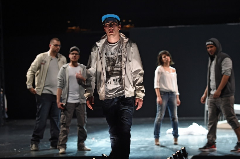 Freundeskreis unterstützt Projekte mit Jugendlichen an der Oper am Rhein (Foto: Hans Jörg Michel)