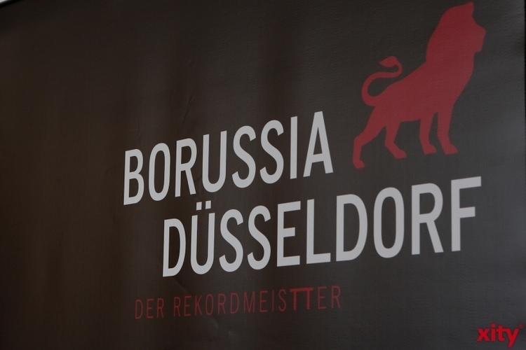 Borussia Düsseldorf ist bei der Auslosung um die European Champions League an Position zwei gesetzt (xity-Foto: D. Creutz)