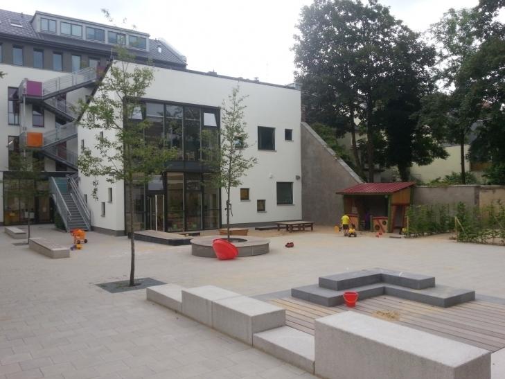 """In Krefeld können zum """"Tag der Architektur"""" vier städtische Gebäude besichtigt werden. (Foto: Blank und Franke Landschaftsarchitekten)"""