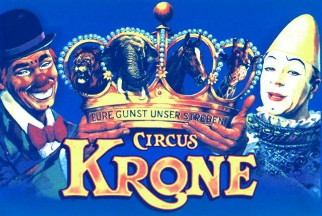 Circus Krone zeigt in Krefeld sein Weltklasse-Programm. (Foto: Dr. Susanne Matzenau)