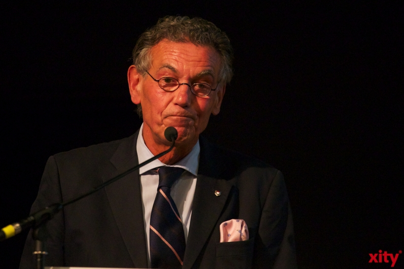 Wolfgang Rolshoven, Baas der Jonges (xity-Foto: D. Creutz)