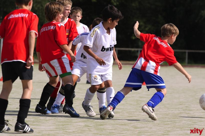 Kinder zwischen 4 bis 11 Jahren können beim DJK AGON unter der Leitung lizensierter Trainer einiges lernen (xity-Foto: D. Mundstock)