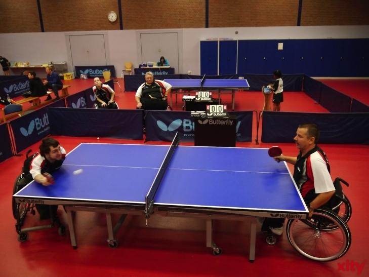 Bei den Spanish Open starteten neun deutsche Spielerinnen und Spieler des Deutschen Behindertensportverbandes DBS (xity-Foto: P. Basarir)
