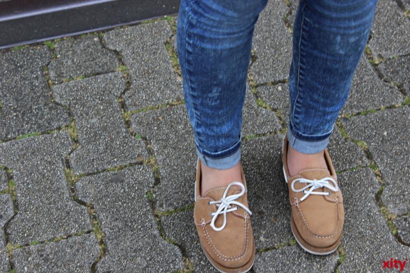 Hersteller entwickeln viele Schuhmodelle, um jedem Fuß zu passen (xity-Foto: A. Nagel)