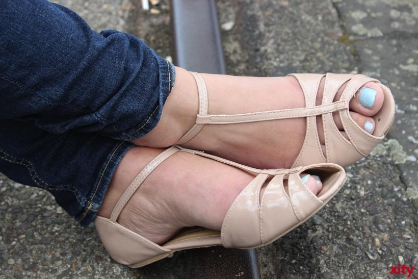Es ist wichtig, richtiges Schuhwerk zu tragen (xity-Foto: Z. Claus)