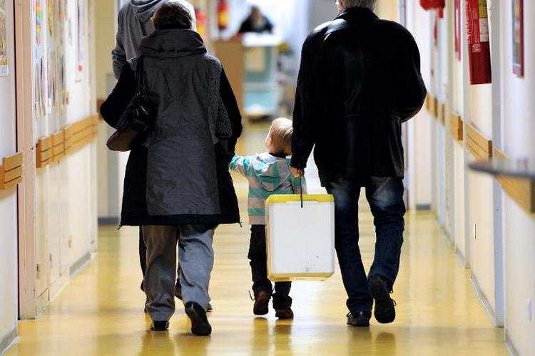 Studie: Zu wenig Personal in psychiatrischen Kliniken (© 2014 AFP)