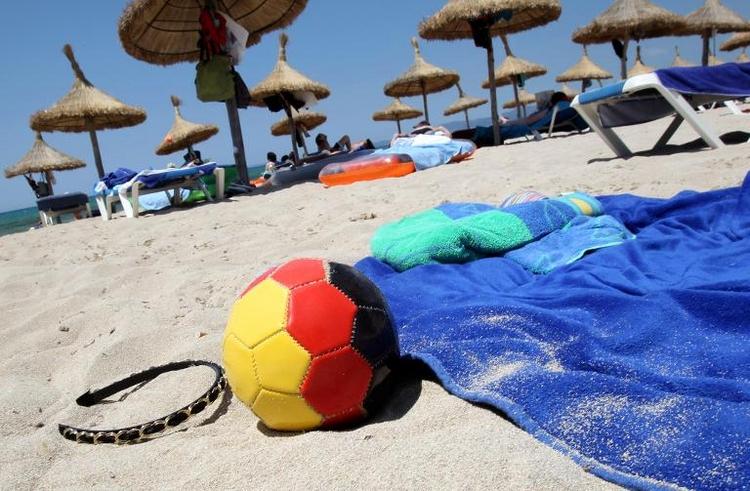 Umfrage: Elektronischer Urlaubsgruß wird beliebter  (© 2014 AFP)
