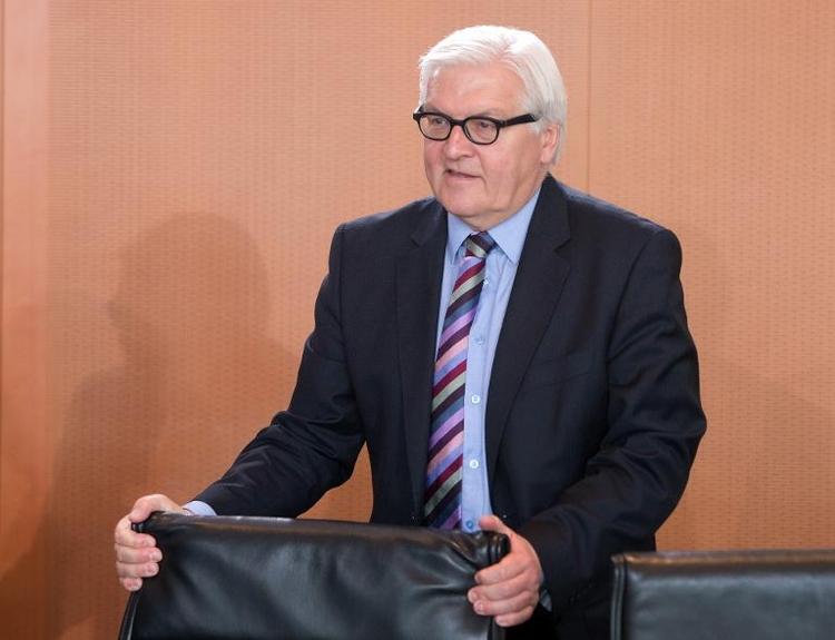 Mehrheit hält Steinmeier für besten Merkel-Nachfolger (© 2014 AFP)
