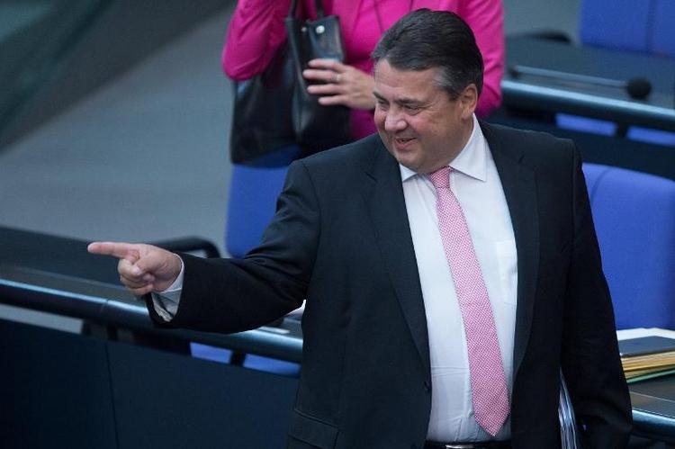 Gabriel weist Kritik an EEG-Nachbesserungen zurück (© 2014 AFP)
