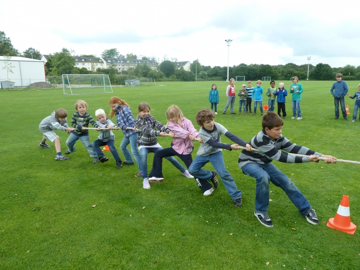 Erlebnisreiche Ferien für Kids und Teens beim SC Bayer. (Foto: Jens Sattler)