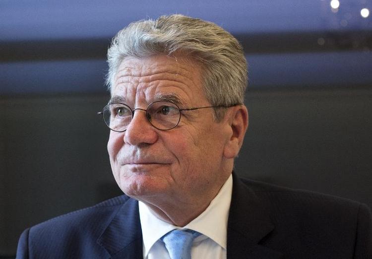 Stegner will Distanzierung der Linken von Gauck-Kritik (© 2014 AFP)