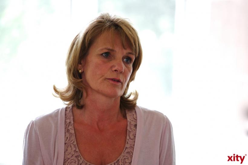 Sabine Tüllmann, Vorstand der Bürgerstiftung Düsseldorf (xity-Foto: D. Creutz)