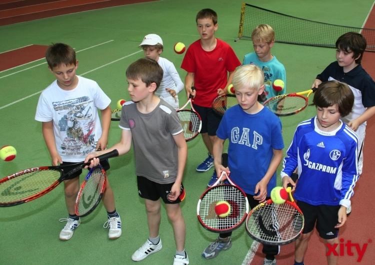 """Am Sonntag heißt es im Arena Sportpark wieder """"Kids in Action"""" (xity-Foto: M. Völker)"""