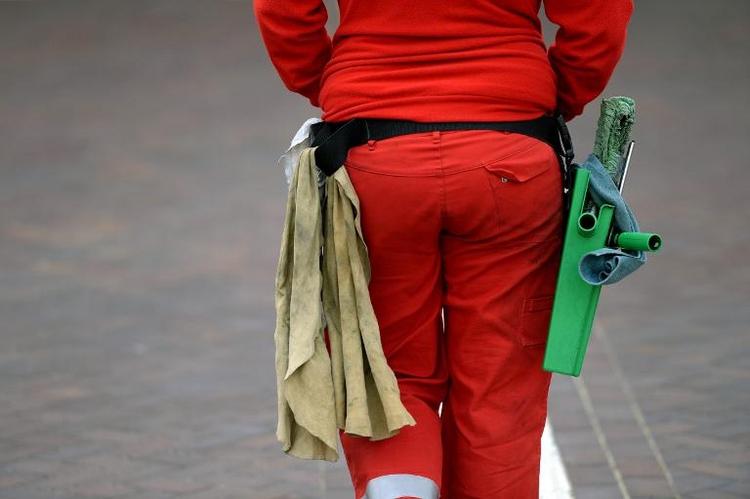 BA-Chef Weise gegen weitere Ausnahmen beim Mindestlohn (© 2014 AFP)