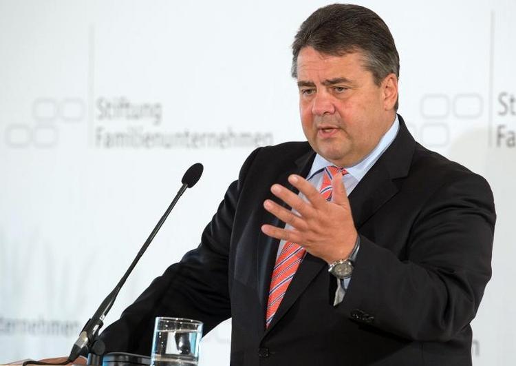 Gabriel: Lage der Energiewende schwierig (© 2014 AFP)
